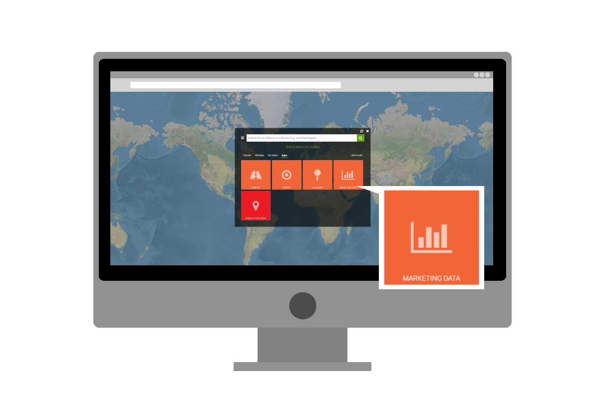 Trade Area App