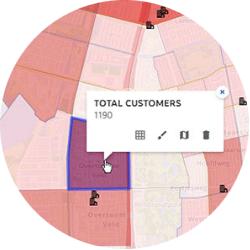 Sales Territories