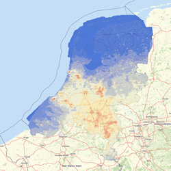 Fijnstof Nederland
