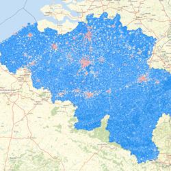Population Belgique