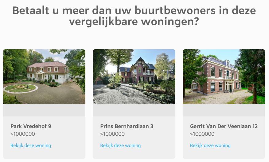 Gerichte displaycampagne op NU.nl