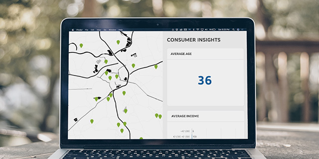 Addresses Sweden Dashboard