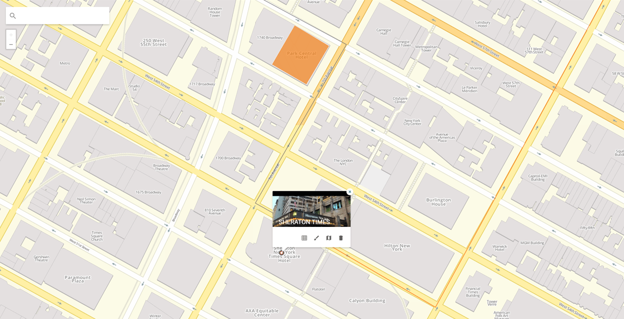 Adding an Image Header to a Map