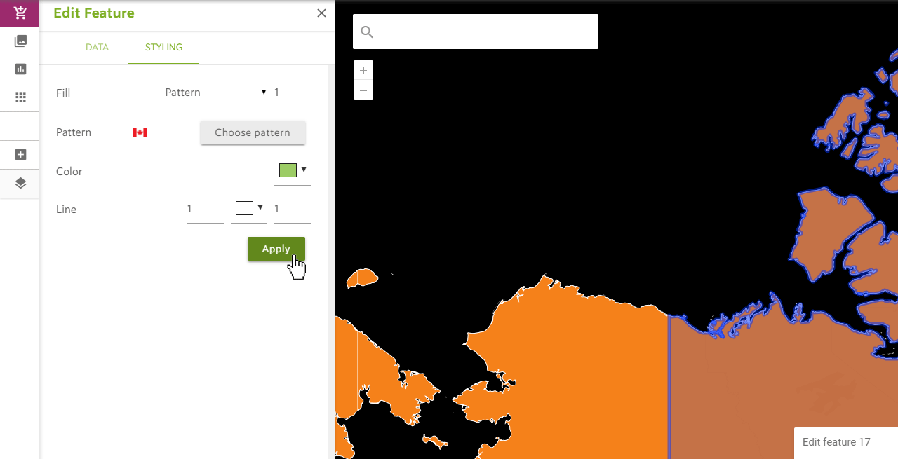 Adding an Image Fill to a Polygon