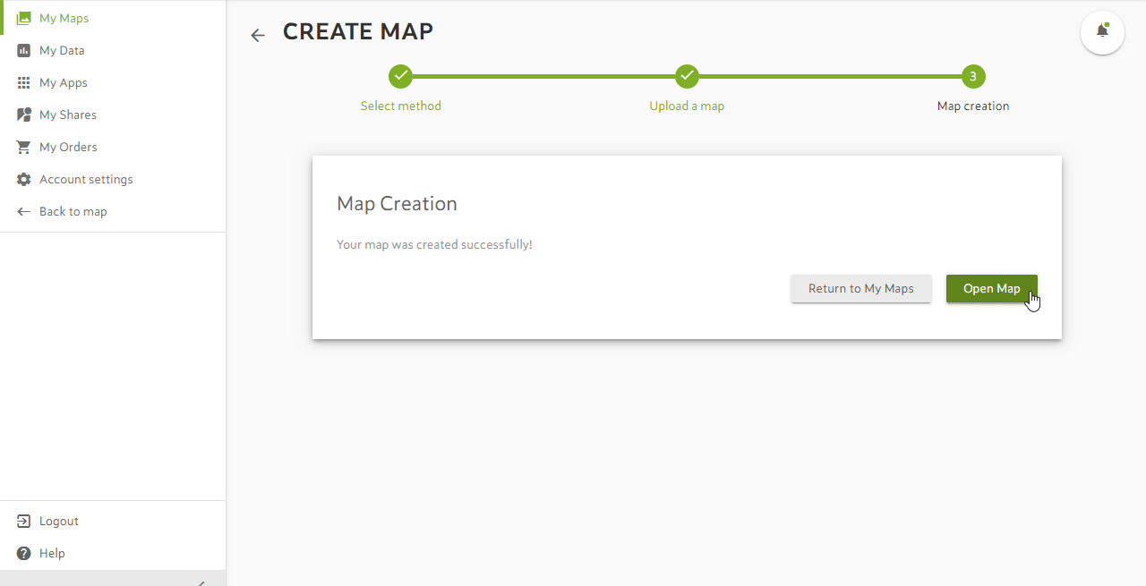 Create a Map from a CSV with a Geometry
