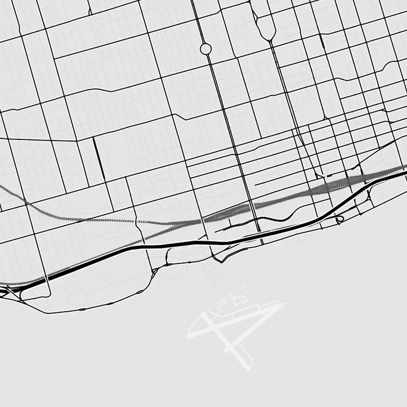 Basemap Toner Hybrid