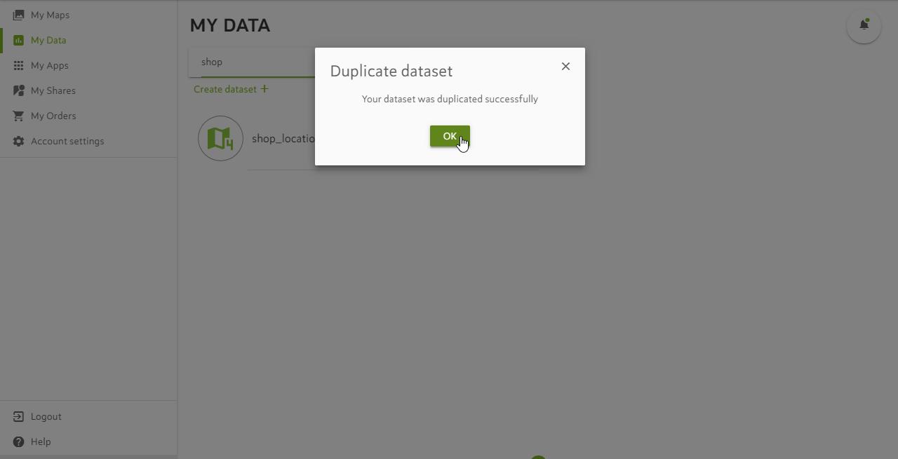 Delete Data