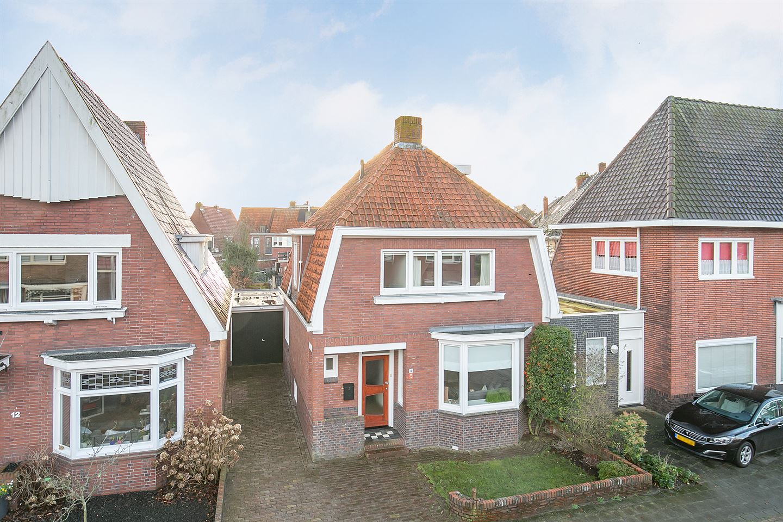afbeelding woning met adres Adderstraat 14 9641BJ, Veendam