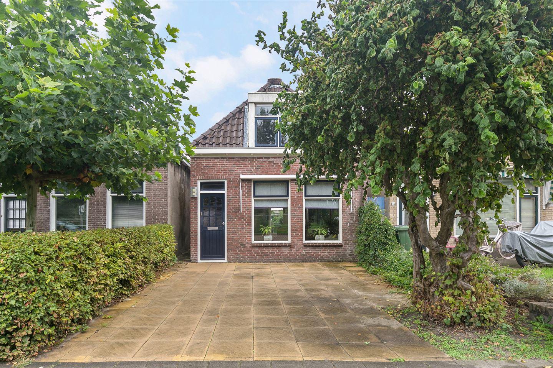 afbeelding woning met adres Parallelweg 25 8441AS, Heerenveen