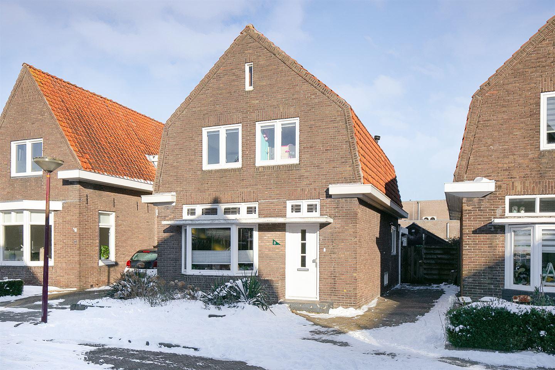 afbeelding woning met adres Eikenlaan 3 8441BS, Heerenveen