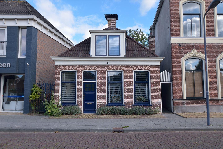 afbeelding woning met adres Heideburen 67 8441GM, Heerenveen
