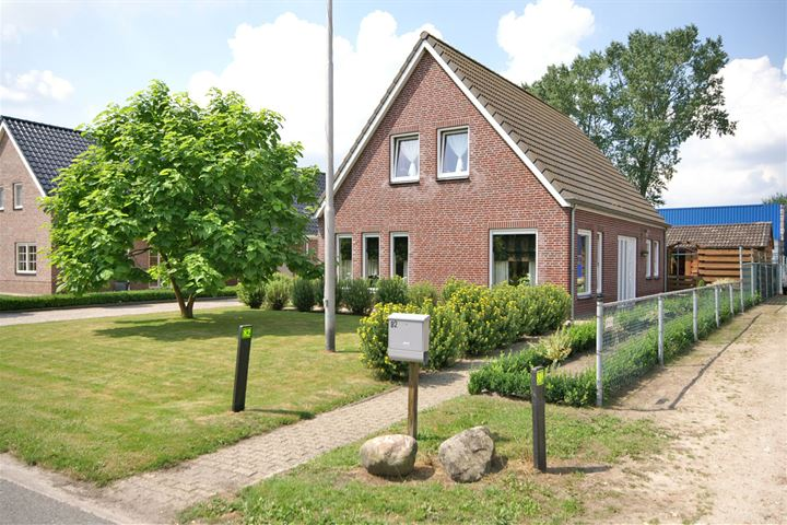 afbeelding woning met adres Eerste Kruisdiep WZ 82 7831CC, Nieuw-Weerdinge