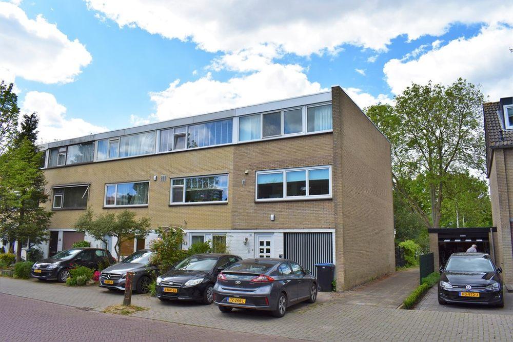 afbeelding woning met adres Alpen Rondweg 40 1186CZ, Amstelveen