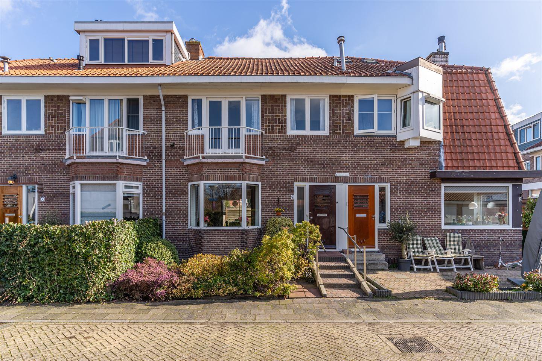 afbeelding woning met adres Nassaulaan 4 1182BA, Amstelveen