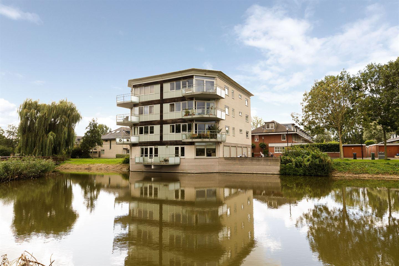 afbeelding woning met adres Fanny Blankers-Koenlaan 25 1183WR, Amstelveen