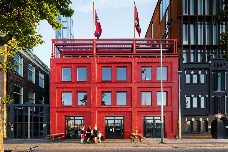 afbeelding woning met adres De Ruijterkade 128 1011AC, Amsterdam