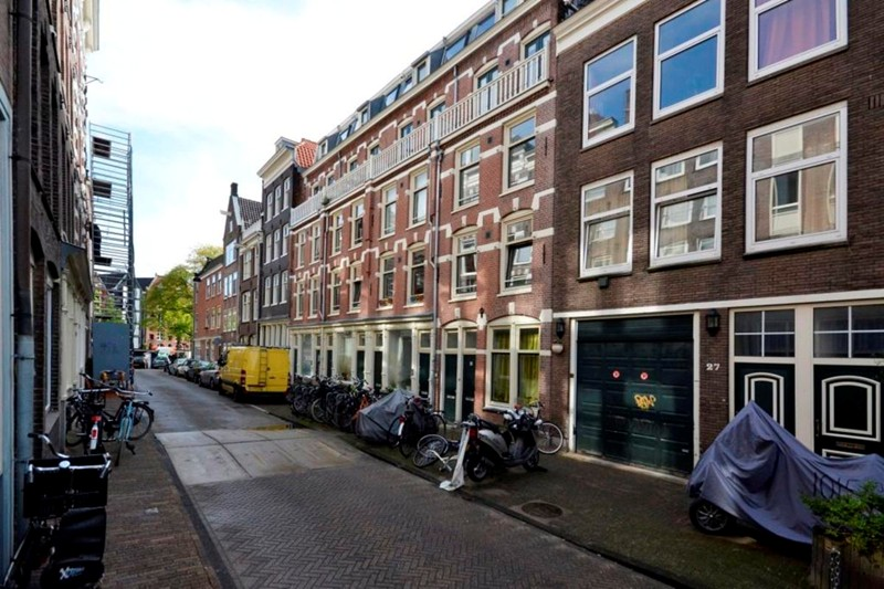 afbeelding woning met adres Goudsbloemstraat 19C 1015JJ, Amsterdam