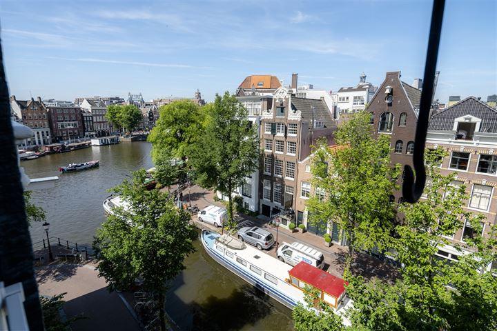 afbeelding woning met adres Groenburgwal 69-3 1011HT, Amsterdam