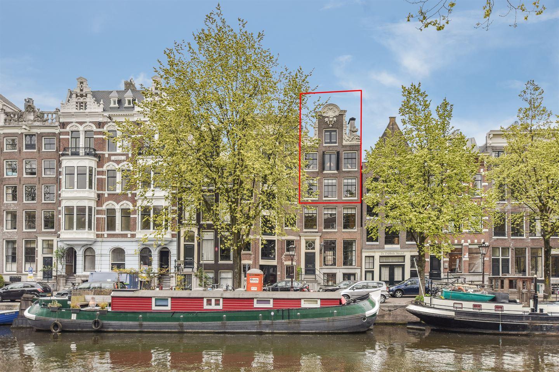 afbeelding woning met adres Keizersgracht 12E 1015CP, Amsterdam