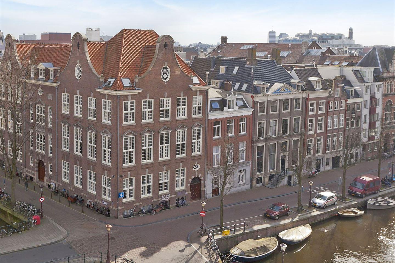 afbeelding woning met adres Kloveniersburgwal 75A 1011KA, Amsterdam