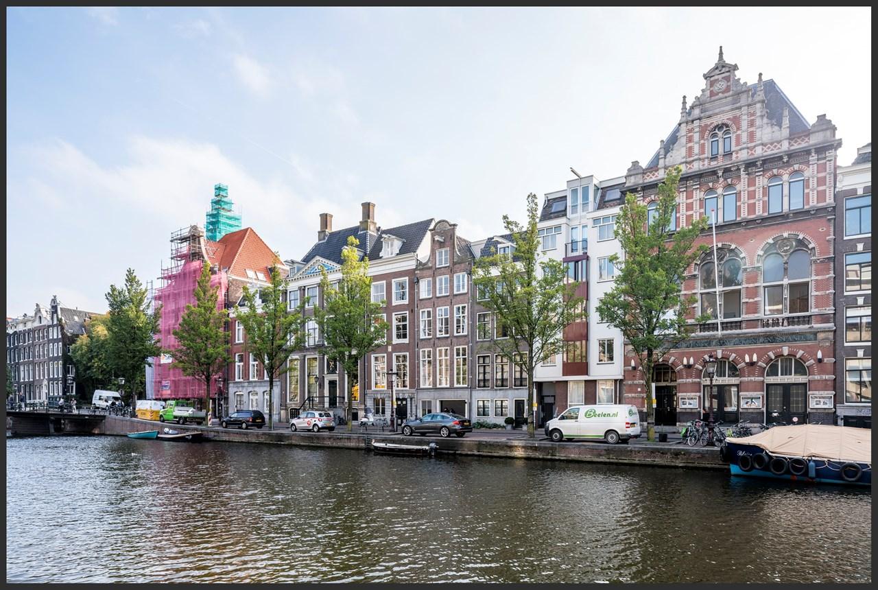 afbeelding woning met adres Kloveniersburgwal 83D 1011KA, Amsterdam