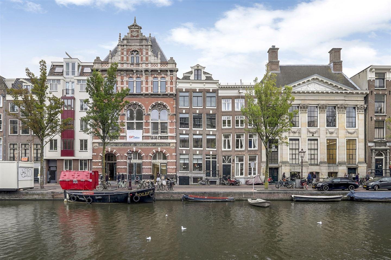 afbeelding woning met adres Kloveniersburgwal 91B 1011KA, Amsterdam