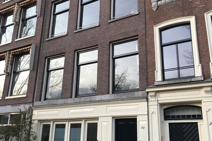 afbeelding woning met adres Nieuwe Herengracht 19-1 1011RL, Amsterdam