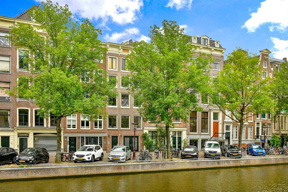 afbeelding woning met adres Nieuwe Herengracht 25-1A 1011RL, Amsterdam