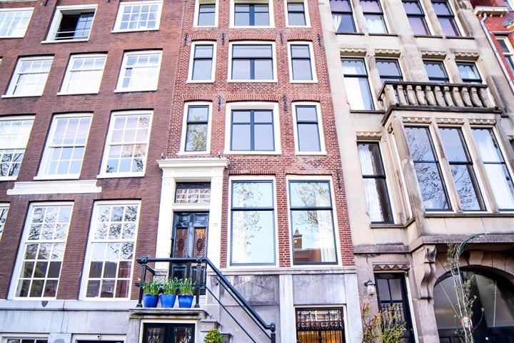 afbeelding woning met adres Nieuwe Herengracht 35 1011RM, Amsterdam