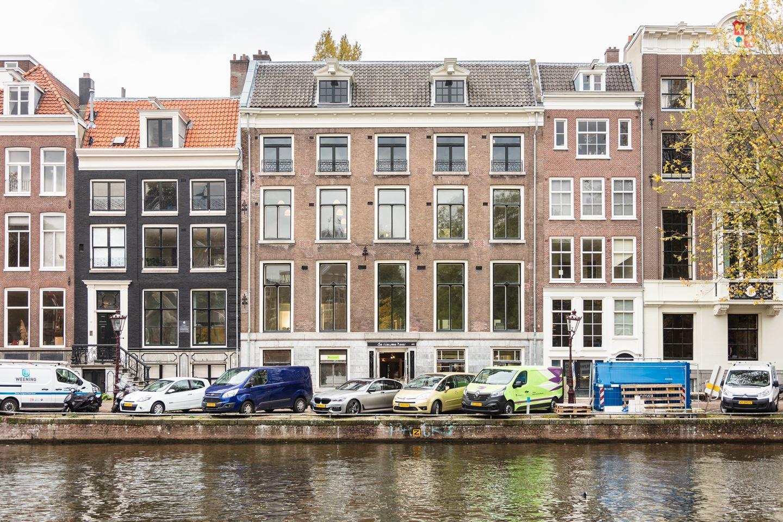 afbeelding woning met adres Nieuwe Herengracht 95 1011RX, Amsterdam