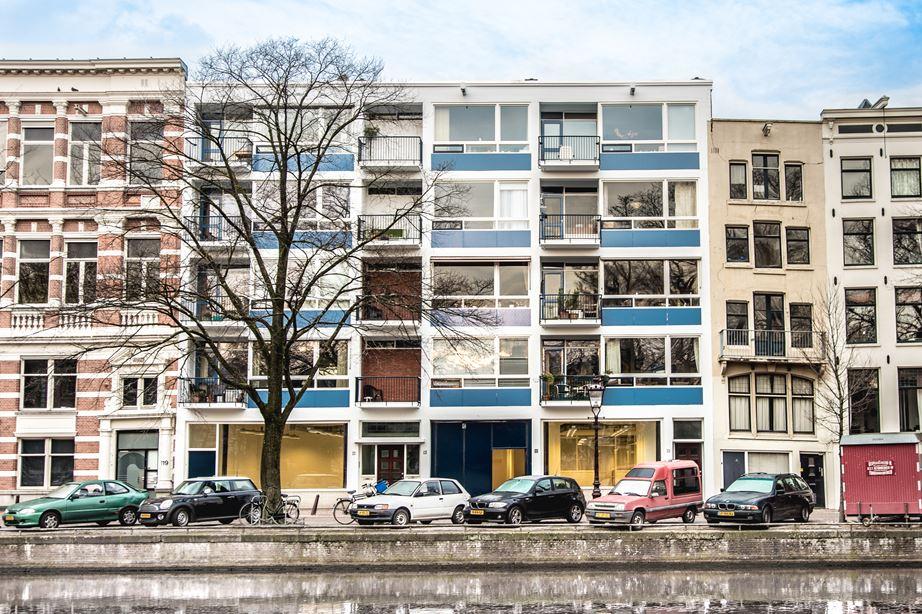 afbeelding woning met adres Nieuwe Herengracht 123A 1011SC, Amsterdam
