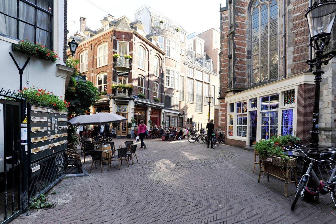 afbeelding woning met adres Blaeustraat 7 1012ZK, Amsterdam