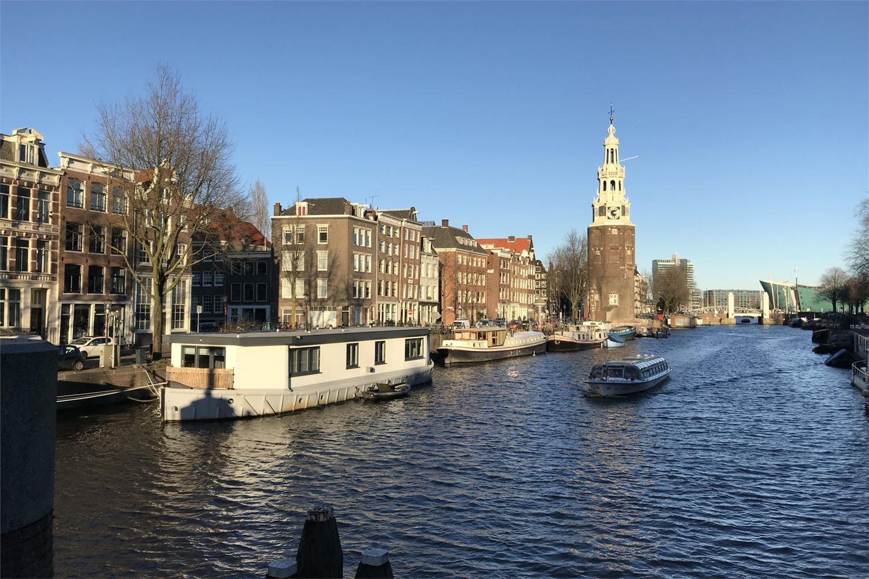 afbeelding woning met adres Oudeschans 22C 1011LA, Amsterdam