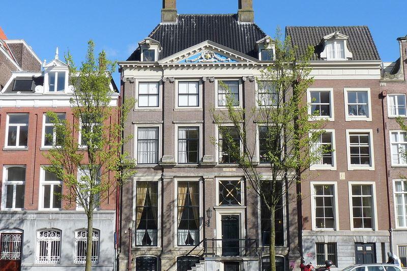 afbeelding woning met adres Kloveniersburgwal 79B 1011KA, Amsterdam