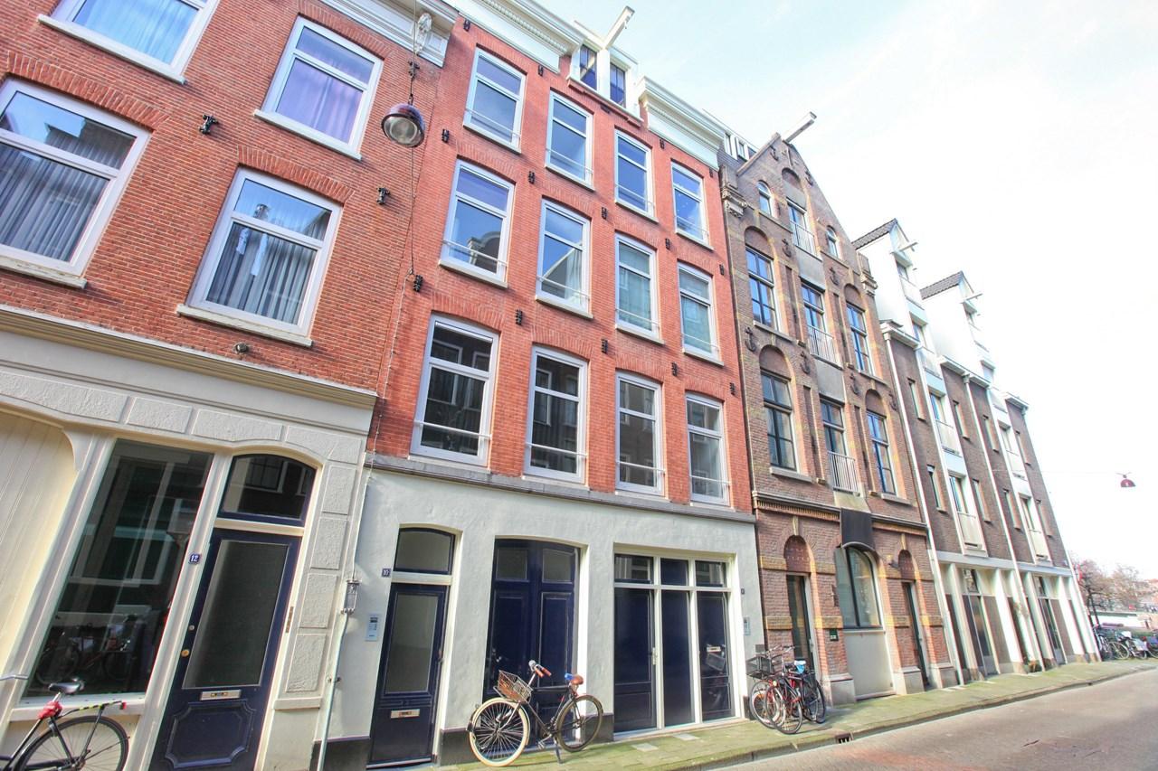 afbeelding woning met adres Rapenburg 10-3 1011TX, Amsterdam