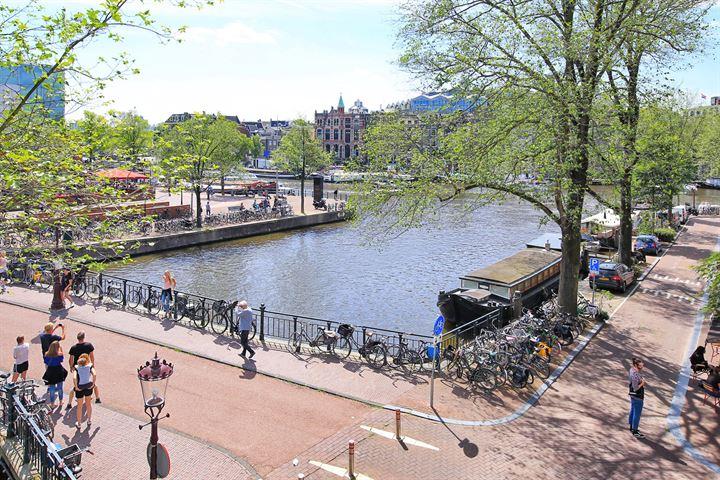 afbeelding woning met adres Zwanenburgwal 224 1011JH, Amsterdam