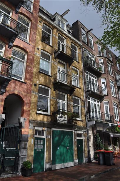 afbeelding woning met adres Zwanenburgwal 252 1011JH, Amsterdam