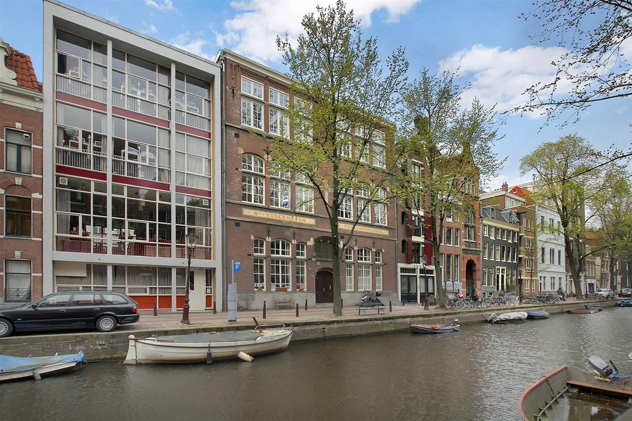 afbeelding woning met adres Groenburgwal 30B 1011HW, Amsterdam