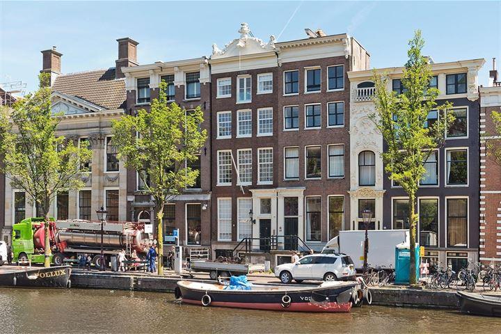 afbeelding woning met adres Kloveniersburgwal 99E 1011KB, Amsterdam