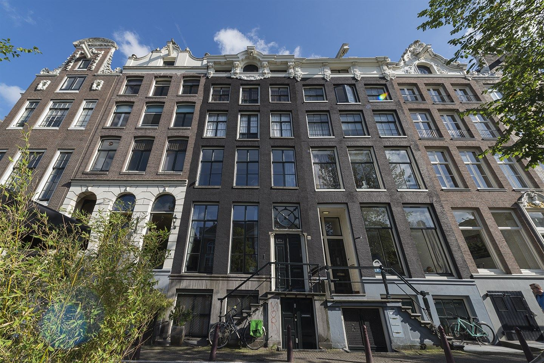 afbeelding woning met adres Kloveniersburgwal 61B 1011JZ, Amsterdam