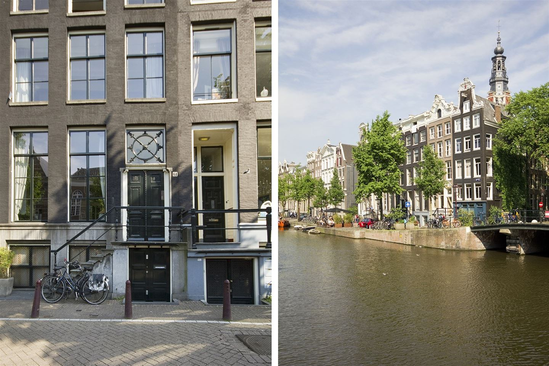 afbeelding woning met adres Kloveniersburgwal 61C 1011JZ, Amsterdam