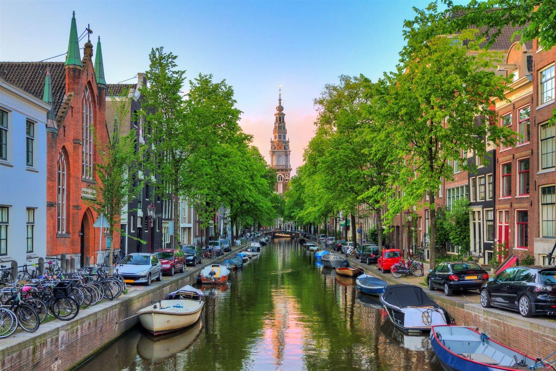 afbeelding woning met adres Groenburgwal 38A 1011HW, Amsterdam