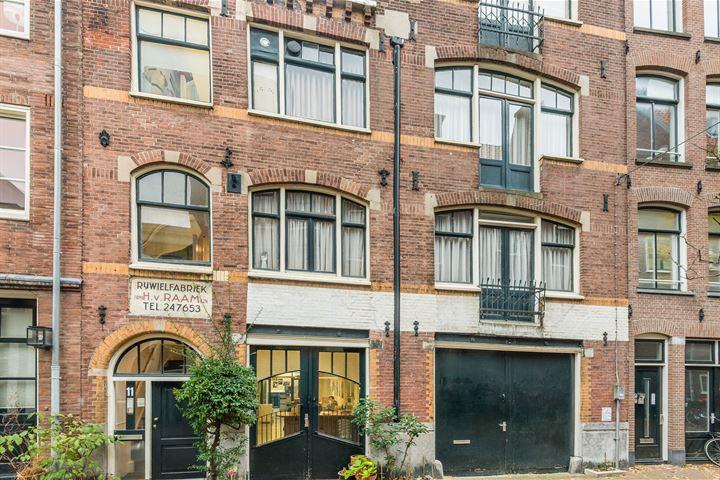 afbeelding woning met adres Schippersstraat 11-1 1011AZ, Amsterdam