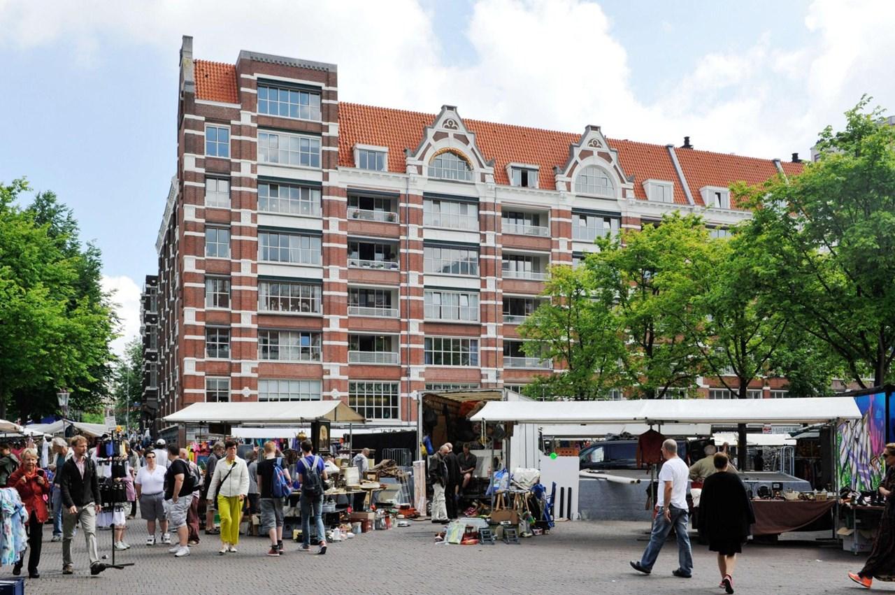 afbeelding woning met adres Waterlooplein 3D 1011NV, Amsterdam