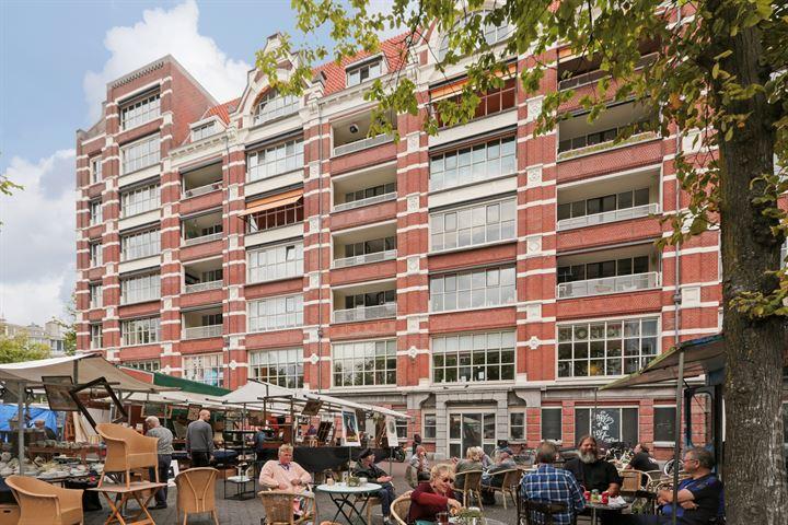 afbeelding woning met adres Waterlooplein 5C 1011NV, Amsterdam