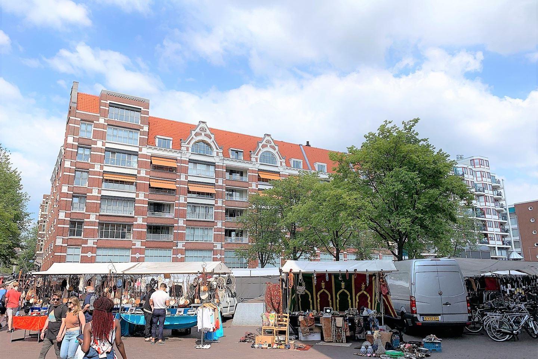 afbeelding woning met adres Waterlooplein 23A 1011NV, Amsterdam