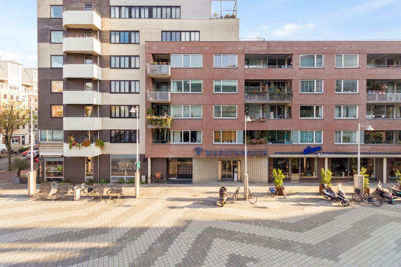 afbeelding woning met adres Markenplein 8 1011MV, Amsterdam