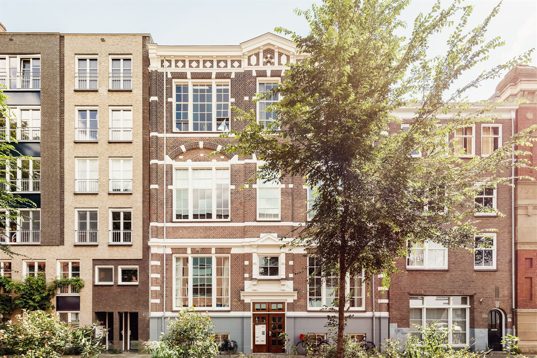 afbeelding woning met adres Rapenburgerstraat 103A 1011VL, Amsterdam