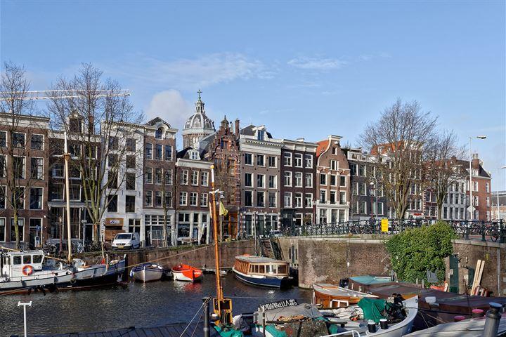 afbeelding woning met adres Prins Hendrikkade 106B 1011AJ, Amsterdam