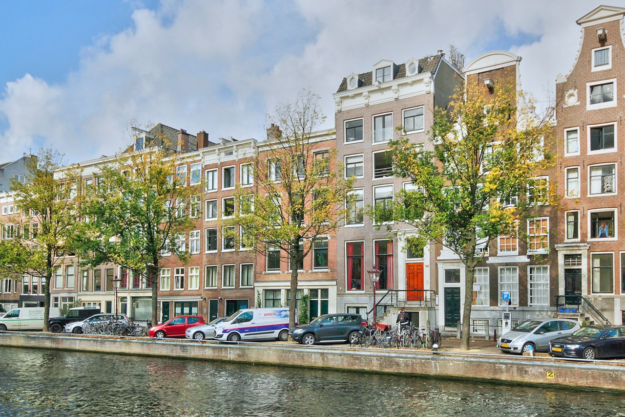 afbeelding woning met adres Nieuwe Herengracht 31G 1011RM, Amsterdam